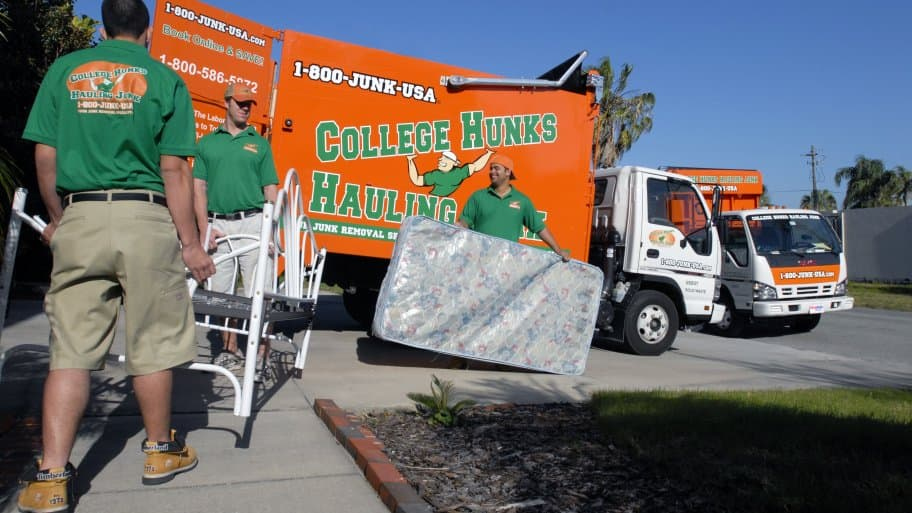 moving company junk hauling